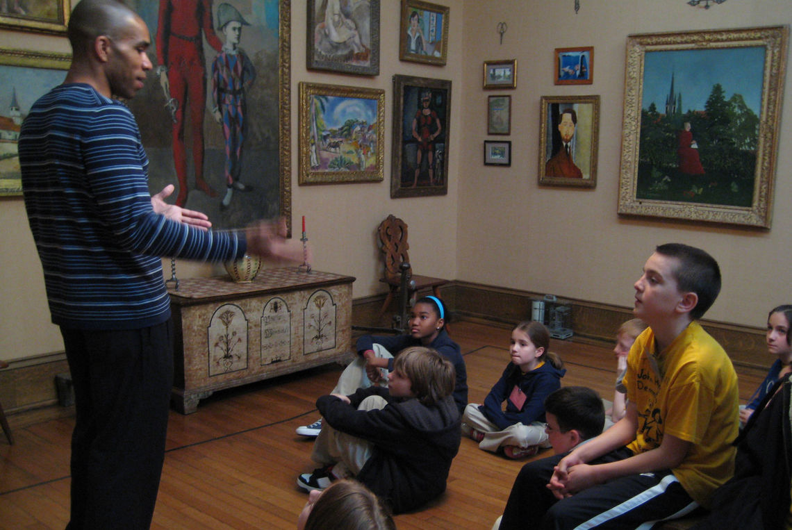 Gallery Visit at the Barnes Foundation